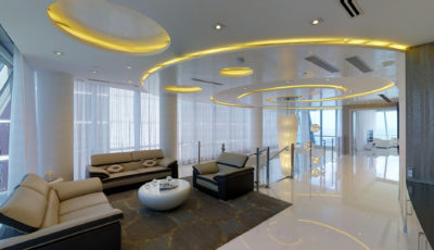 Jade Ocean Penthouse 4601 3D Model