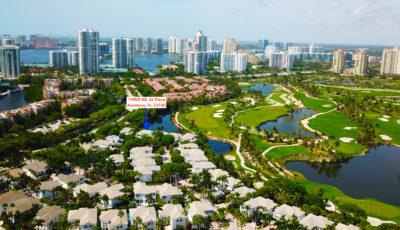 Country Club Estates – Aventura, FL 3D Model